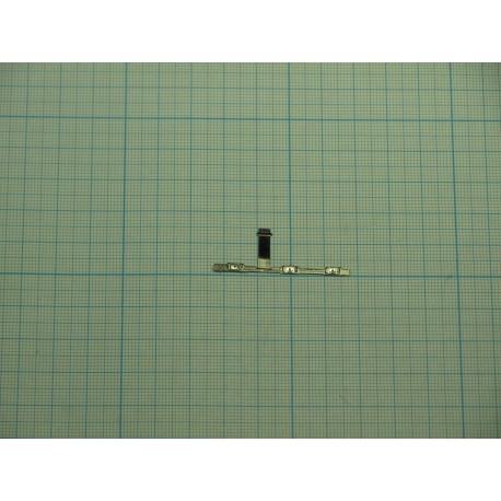 Шлейф Asus ZenFone 5 (A500CG/A500KL/A501CG) на кнопки громкос