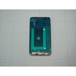 Рамка дисплея Samsung N9000 Белая