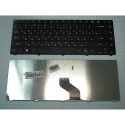 Клавиатура Acer Aspire 3410T, 3810T, 3820T, 4810T, 4410T, 4535, 4736, 4736Z, 4741G, 4935 чёрный