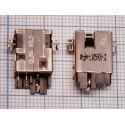 Разъём питания PJ №089 Asus X401 X402 X402CA X502 X502CA (5,5x2,5)
