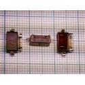 Системный разъём №095 micro-USB SonyEricsson LT15i, LT18i, MT15i, MT11i