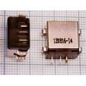 Разъём питания PJ №090 Acer Aspire 1430 1430G 1430Z TimelineX 1830 1830T MS2296 (5,5x1,7)