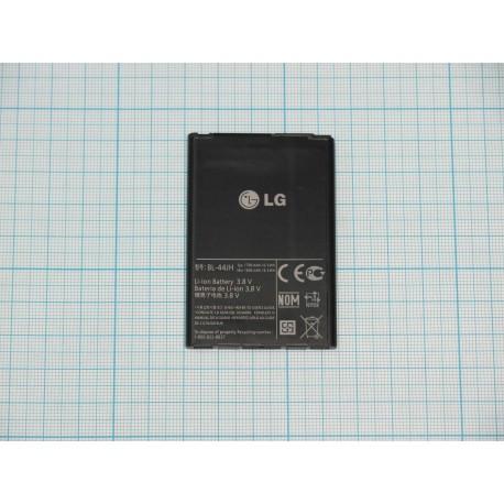 АКБ LG BL-44JN ( P940/P690/P692/P698/P970/E400/E405/E510/E730/A290/A399 ) 3,7v 1500mAh