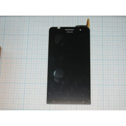 Дисплейный модуль Asus Zenfone 6 чёрный