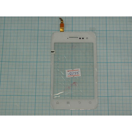 Touch screen Fly IQ255 белый