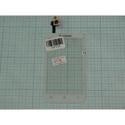 Touch screen Lenovo A316 белый
