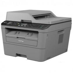 МФУ Brother MFC-L2700DWR (А4 лазерный принтер/копир/пл.сканер/факс,2400*600,26стр/мин,32Мб,Lan,Wi-Fi,Duplex,USB2.0)