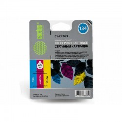 Картридж струйный Cactus CS-C9363 №134 для HP DJ 460/5740/5743 Color