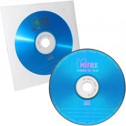 Диск CD-R 1шт Mirex 700Mb 48x конверт с окном (UL120051A8C)