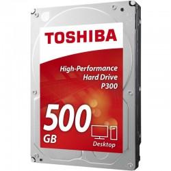 Жесткий диск HDD SATA-III  500Gb Toshiba HDWD105UZSVA 7200,64Mb