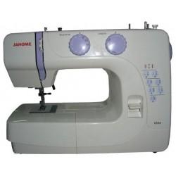 Швейная машина Janome VS52 (электромеханическое управ.,реверс,15 операций)