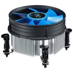 Кулер DeepCool THETA 21 PWM (2400rpm/Al,S1155/1156)