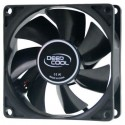 Кулер Deepcool XFAN 80L/B (sleeve/3pin/LED Blue,80x80x25)