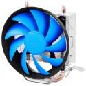 Кулер DeepCool GAMMAXX 200T (95W/34dB/1600rpm/Al+Cu/PWM,S1155/1156/1366/775/AMx/FMx)