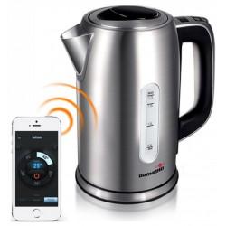 Чайник Redmond RK-M171S Silver (2400Вт,1.7л,сталь,закрытая спираль,Bluetooth)