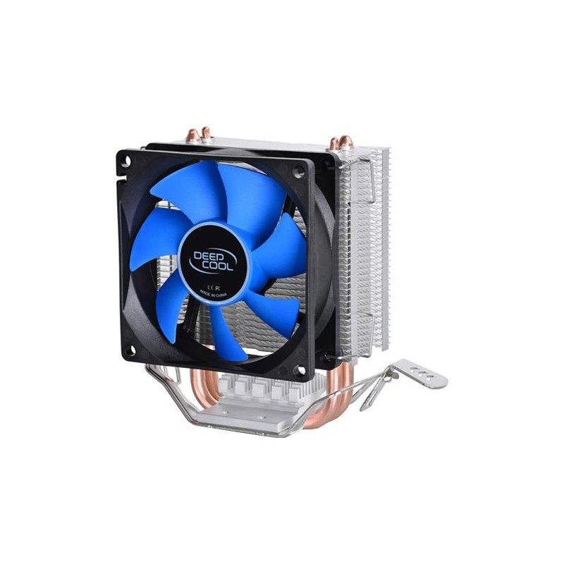 Кулер S1150/S1155/1156/1366/775/AMx/FMx DeepCool ICE EDGE Mini FS v2.0 (25dB/2200rpm/Hydro/Al+Cu)