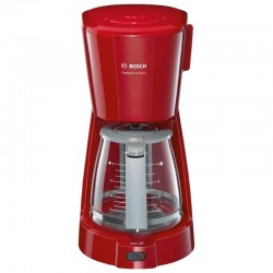 Кофеварка Bosch TKA 3A034 Red (1100Вт,1.25л,капельная,тип кофе: молотый)