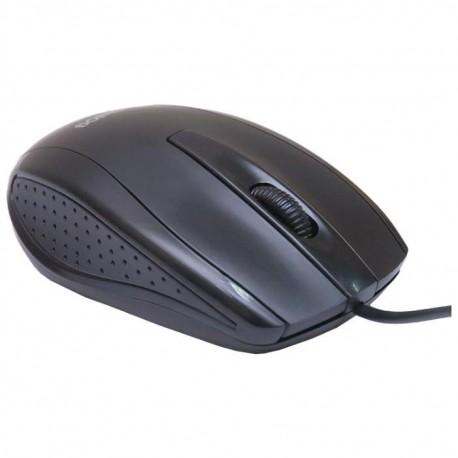 Мышь USB Dialog Pointer MOP-04BU оптическая, 800dpi, кабель 1.8м, Black