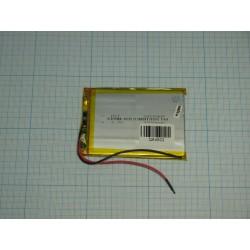 АКБ для  планшетов универсальный Li-Pol 3,8x65x90мм 3,7v 3200mAh