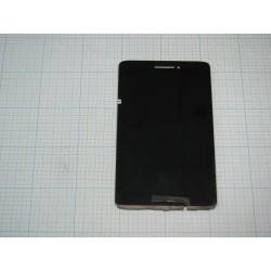 Дисплейный модуль Lenovo IdeaTab S5000 чёрный