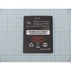 АКБ Fly BL8005 ( IQ4512/Evo Chic 4 ) 3,7V 2100mAh