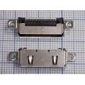 Системный разъём №106 micro-USB Asus TF700, TF201, TF300