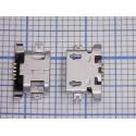 Системный разъём №104 micro-USB Lenovo A850, A390, S5000, A516, A670, A690, A820, P780, S650, S720