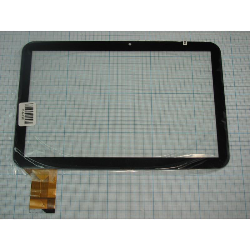 Touch screen 10.1` Pad 1042 чёрный