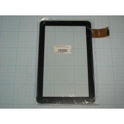 Touch screen 9.0'' TPC90006(A16P)-00 (232*141 mm) чёрный