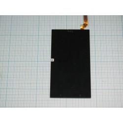 Дисплейный модуль HTC Desire 700 чёрный