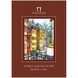 """Планшет для пастелей А4 10л. Лилия Холдинг """"Палаццо.Италия"""", 280г/м2, слоновая кость ПП4-сл"""