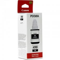 Контейнер с чернилами CANON GI-490 BK для PIXMA G1400/G2400/G3400 Black (0663C001)