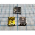 Разъём mini-USB №10