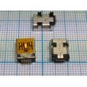 Разъём mini-USB №24 10pin