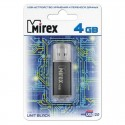 Флеш-накопитель USB2.0 4Gb Mirex Unit черный 13600-FMUUND04