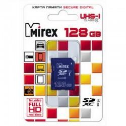 Карта памяти SDXC 128Gb Mirex Class10 UHS-I (13611-SD10C128)