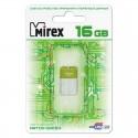 Флеш-накопитель USB2.0 16Gb Mirex Arton зеленый 13600-FMUAGR16