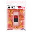 Флеш-накопитель USB2.0 16Gb Mirex Arton красный 13600-FMUART16