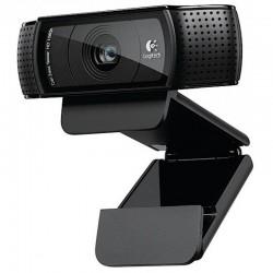 Веб-камера Logitech HD Pro Webcam C920,(960-001055) 15МП/1920*1080 микрофон,крепл на монитор