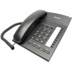 Телефон Panasonic KX-TS2382 RUB (повторн.набор/тон.набор/настен.установка/быстр.набор-20кн/блокировка набора номера/удержание линии)