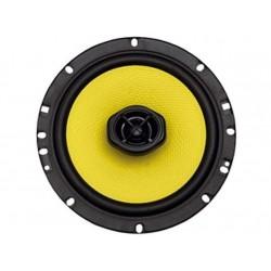 Колонки автомобильные 16см Mystery MF 632 60/200Вт, 50-20000Гц, 4Ом, 90дБ, коаксиальная АС