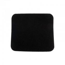 Коврик для мыши Buro BU-CLOTH тканевый (230х180х3) Black