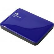 "Внешний жесткий диск WD WDBDDE0010BBL-EEUE синий My Passport Ultra (USB3.0,2.5"",1TB)"