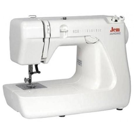 Швейная машина Janome Jem электромеханическое управ., реверс, 11 операций, свет