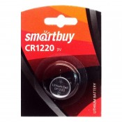 Батарейки CR1220 Smartbuy 1шт уп (SBBL-1220-1B)