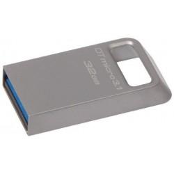 Флешка Kingston DataTraveler Micro 32Gb (USB3.0,DTMC3/32GB)