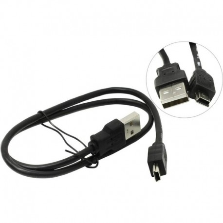 Кабель - USB-miniUSB 0.5м 5bites UC5007-005