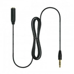 Кабель аудио 3.5дж-3.5дж -  3м  удлинитель