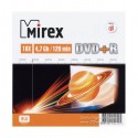 Матрица DVDR 4,7Gb/  1шт/16x Mirex, Slim  130013A1S