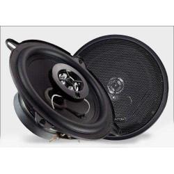 Колонки автомобильные 13см Phantom PS-132 40/100Вт, 85-22000Гц, 4Ом, 89дБ, коаксиальная АС